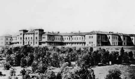 Beechworth Lunatic Asylum