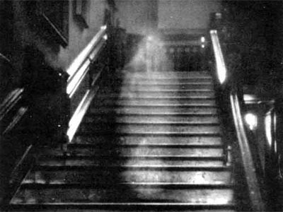 The Brown Lady of Raynham Hall Ghost Photo