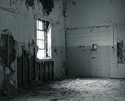 Inside The Ohio Reformatory as it stands today