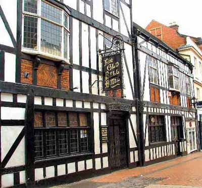 The Old Bell Hotel, Derby