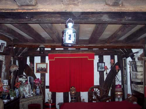 A bedroom at The Ram Inn