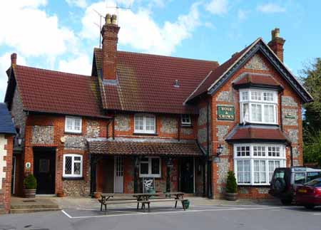 The Rose and Crown Pub