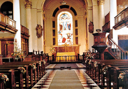St Botolph's Church Ghost Photo