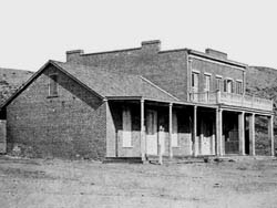 An Early Photo of Whaley House